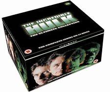 Hulk TV Series 1-5 DVD Collection 24 Discs Complete Season 1,2,3,4,5 Boxset NEW