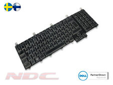 NEW Dell Alienware M18x R1/R2 SWEDISH/FINNISH Keyboard with AlienFX LED - 0H464R