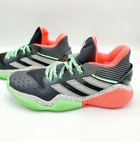 Adidas Harden Stepback FW8486 Black/Glory Mint Green Basketball Shoes Men's 11