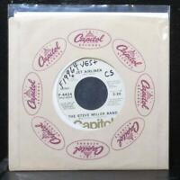 "The Steve Miller Band - Jet Airliner 7"" VG+ Promo Capitol P-4424 USA 1977"