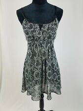 Oscar De La Renta pink label women M nightgown sleeveless