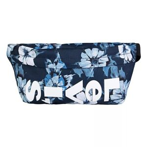 Levis Bag Graphic Zip Crossbody Fanny Pack NWT Blue Floral