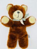 Vintage Wallace Berrie & Co., Inc Plush Bear 1980