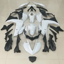 Fairing Kit For Yamaha YZF R3 2014-2018 or R25 2015-17 Unpainted Black Injection