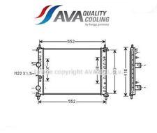 FT2182 Radiatore, Raffreddamento motore (AVA)