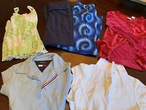 girls clothes  size 6 To 8 Lot Of 6
