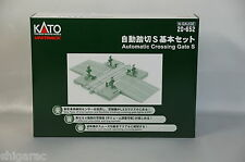 Kato n scale Unitrack 20-652 Automatic Crossing Gate S / n gauge
