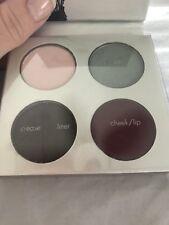New Stila Complete Day To Night Palette Quad Eyeshadow Lip Cheek Cream Blush