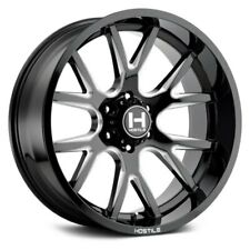 "20"" Hostile H113 Rage Blade Cut Wheels (Qty 4)"