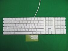 OEM Apple Keyboard A1048 USB Clear Case (White)