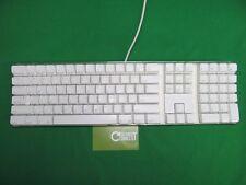 OEM Apple Keyboard A1048 USB Clear Case (White)