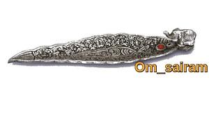 Indian Metal Incense Stick Holder Elephant Safety Stick Ash Catcher Stand Burner