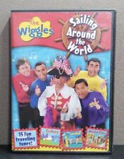 The Wiggles: Sailing Around the World     (DVD)       LIKE NEW