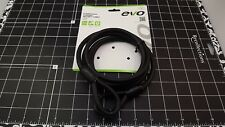 BRAND NEW EVO SECURITY BIKE CABLE 8MM X 1800MM (CABLE ONLY, NO LOCK)
