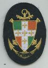 patch Troupes de marine , 11 Rgt. d'Artillerie de MArine , ( 110x79mm. )