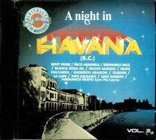 A Night  in Havana BC Vol 2  (WS 1978)   BRAND NEW SEALED CD