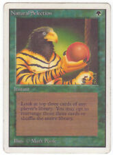 """Magic: The Gathering MTG Unlimited """"Natural Selection"""" SP/LP (2) x1 1x"""