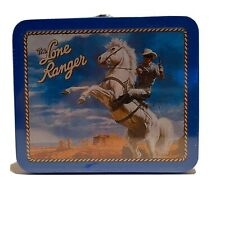 NEW  The Lone Ranger Metal Tin Lunchbox, Sealed 1998 by Hallmark
