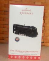 Hallmark 2017 Lionel Trains 671 S-2 Turbine Steam Locomotive Keepsake Ornament