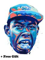 """Tyler The Creator Poster 24"""" x 36"""""""