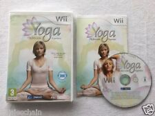 Nintendo Wii Game - Balance Board Compatible - Fit Fitness - YOGA - 1st CLASS