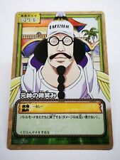 One Piece From TV animation bandai carddass carte card Made in Korea TD-W19