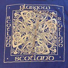 Vintage Screen Stars Glasgow Scotland Single Stitch T Shirt Large