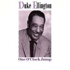 DUKE ELLINGTON One O´Clock Jump – Best Of CD Album 1996 NEUWARE Jazz / Swing