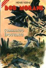 Livre de Poche commando épouvante Bob Morane book