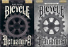 Bicycle Actuators Playing Cards 2 Deck Set – Limited Numbered Edition – SEALED