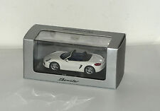 Minichamps Porsche Boxster (nouveau ) 1/43