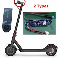 Circuit Board + Dashboard Cover Replacement for Xiaomi MIJIA M365 BIRD Scooter W