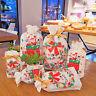 de cadeaux Sac à corde Emballage de confiserie Sac de stockage Sac de Noël