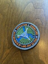 Triple Aught Design TAD Gear Overland Expedition Patch Rare