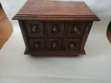 Miniture Chest Of Drawers