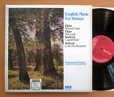 RL 25071 English Music For Steings George Hurst Bournemouth RCA Stereo NM/EX