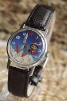 """Wristwatch Pobeda Vintage """"Gagarin"""" Men's made in USSR"""