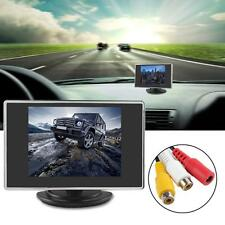 3.5 Inch TFT-LCD Display 2-CH Video Input Monitor Car Rear View DVD VCR Monitor