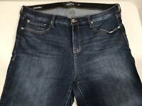 Torrid Premium Sky High Skinny Jeans Size 18R Denim Plus