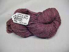 Acrylic/ Poly Novelty Yarn 1040YPP 4 oz.260 yards Color Mauve