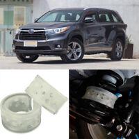 2PCSSuper Power Rear Shock Absorber Car Coil Spring Buffer for Toyota Highlander