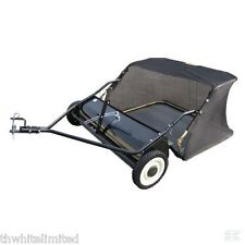 RIDE ON MOWER LAWN SWEEPER TRACTOR TOWED 38 FF