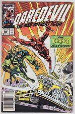 Daredevil 246 Marvel Comics 1987 Bad Guy Jim Owsley Tom Morgan Tony Dezuniga