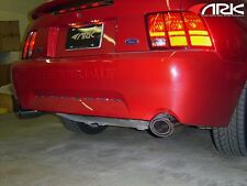 Ford Mustang GT Convertible ARK Dual Catback Exhaust