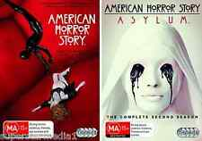 American Horror Story COMPLETE Seasons 1 & 2 : NEW DVD