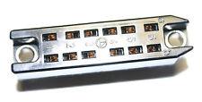 12 pin Tuchel for Telefunken,Danner,TAB,Siemens,Lawo,Eckmiller V72,V74,V76,U73