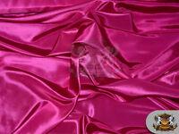 "Taffeta Solid Fabric FUCHSIA / 58"" Wide / Sold by the yard"