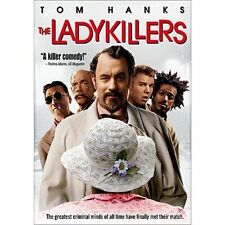 Ladykillers, Tom Hanks, DVD