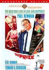 The Prize - DVD PAUL NEWMAN ELKE SOMMER REMASTERED EDITION 1963