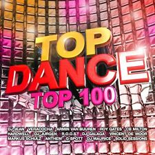 Top Dance Top 100 [CD]